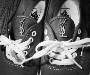 YSL, vans, and shoes image