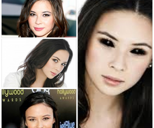 Lucy, the vampire diares, and malese jow image