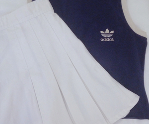 90s, adidas, and pale image