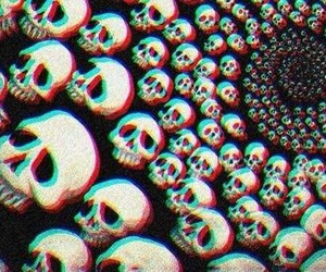 grunge, 3d, and emo image