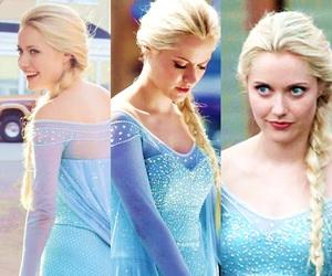 disney, frozen, and snow queen image