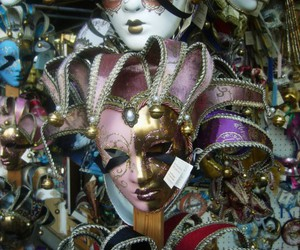 masquerade and venice image