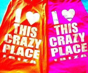 ibiza, t-shirts, and summer 2011 image