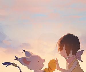 digimon and anime image
