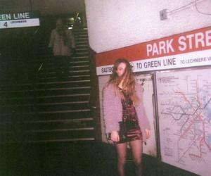 grunge, girl, and vintage image