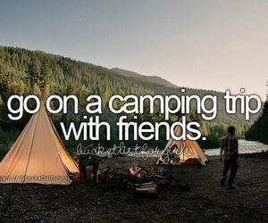 done, before i die, and camping image