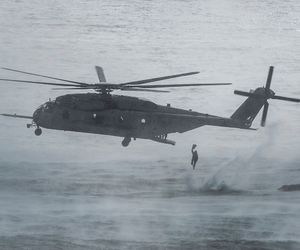 helicopter and rimpac image