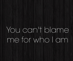 blame, miley cyrus, and quotes image