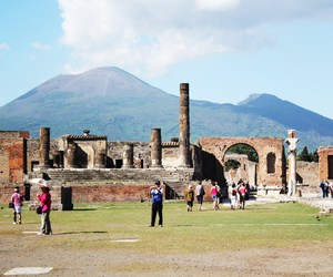 italy, people, and vulcano image
