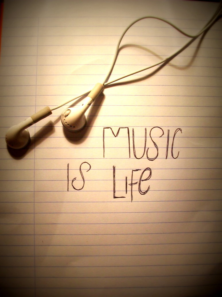 Music Is Life Shared By At 5sofam Fan On We Heart It