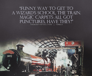 harry potter and hogwarts express image