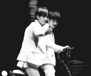 kai, kyungsoo, and jongin image
