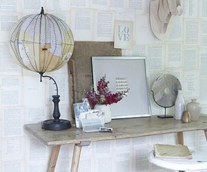 craft room, crafty, and wall paper image