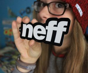 neff, girl, and tumblr image