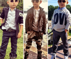 boy, style, and kids image
