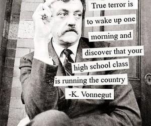 quote, vonnegut, and funny image