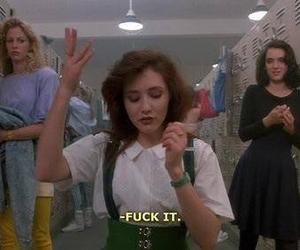 80's, Heathers, and relax image