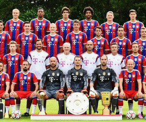 germany, players, and bayern munich image