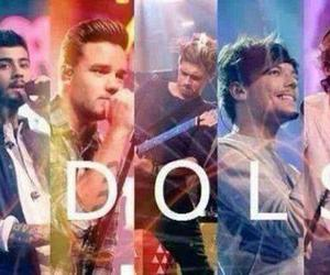 one direction, idol, and liam payne image