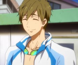 free!, makoto tachibana, and iwatobi swim club image