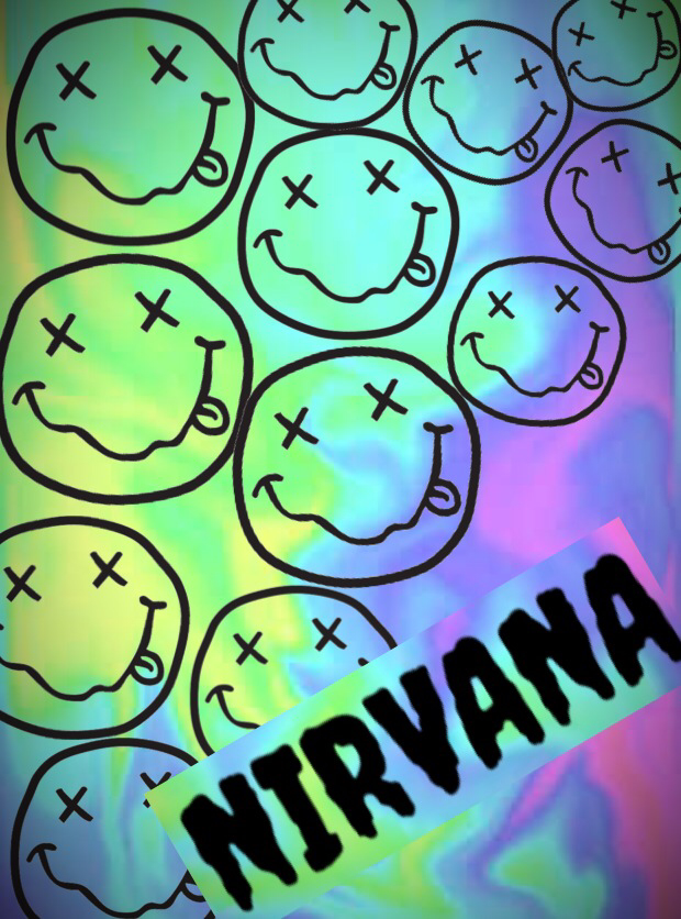 Trippy Nirvana Shared By The Negative One On We Heart It