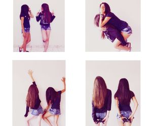 amigas, amizade, and best friends image