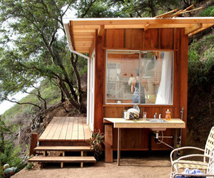 tiny house, inspiration, and space image