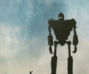 movie, film, and the iron giant image
