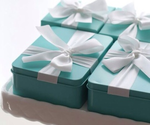 gift, box, and lovely image