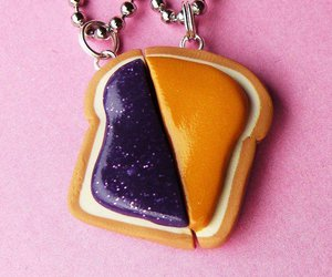 jelly, jewelry, and pb&j image
