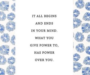 mind, power, and quote image