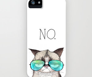 case, cat, and cool image