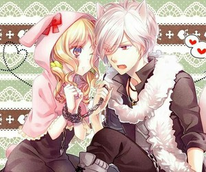 diabolik lovers, anime, and love image