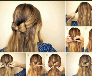 hair and tutorial image