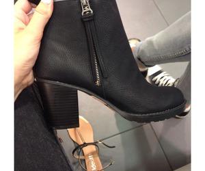 fashion, heels, and nailpolish image