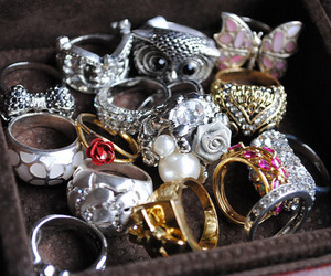 rings and owl image