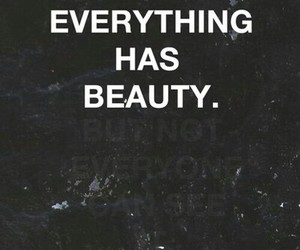 beauty, you're beatiful, and some people just cant see image