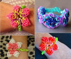 diy, bracelet, and crafts image