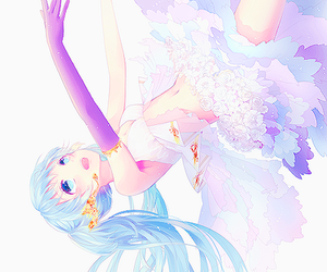 vocaloid, cute, and hatsune miku image