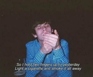 jake bugg, grunge, and quotes image