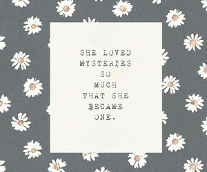 flowers, wallpaper, and mistery image