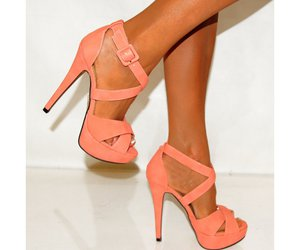 classic, heels, and shoes image