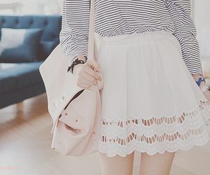 kfashion, fashion, and skirt image