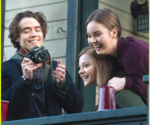 adam, mia, and if i stay image