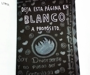 wreck this journal, divergent, and destroza este diario image