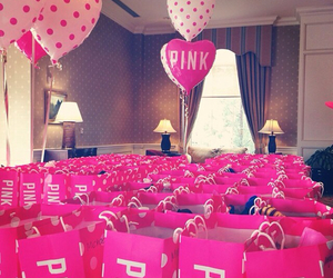 pink, vs, and balloons image