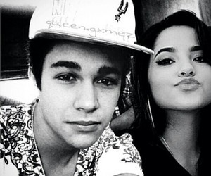Austin, becky, and becstin image