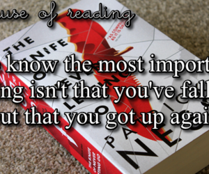 books and patrick ness image
