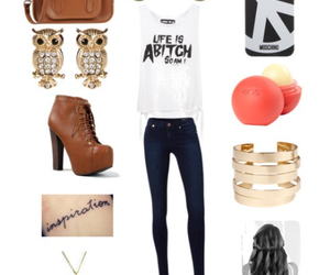 boots, fashion, and girl things image