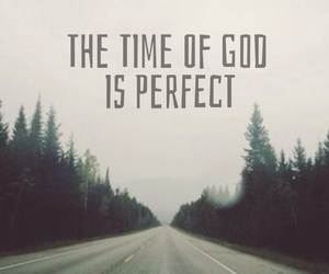 god, time, and perfect image